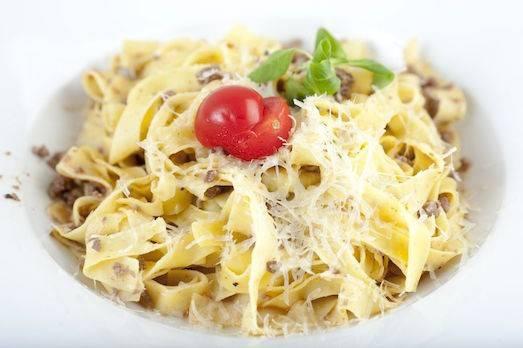 Фетучини с грибами: несколько рекомендаций по приготовлению итальянской пасты