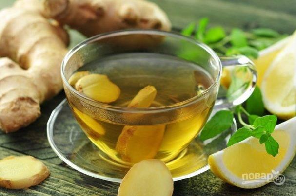 Имбирный чай: топ-10 рецептов как приготовить чай из имбиря
