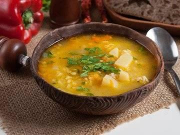Кукурузный суп в мультиварке