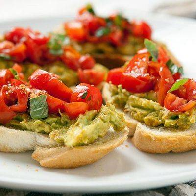 Пп бутерброды с авокадо: 20 вкусных рецептов