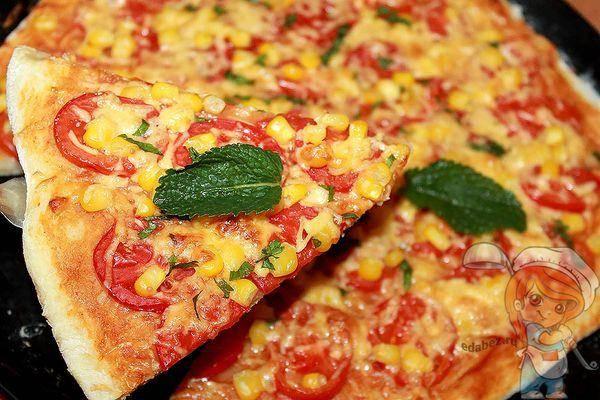 Тесто для пиццы без дрожжей: три варианта приготовления. как приготовить мягкое и тонкое тесто для пиццы без дрожжей как в пиццерии