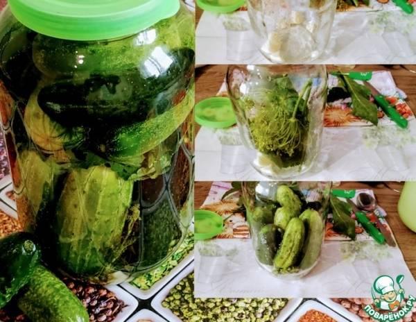 Огурцы консервированные - рецепты