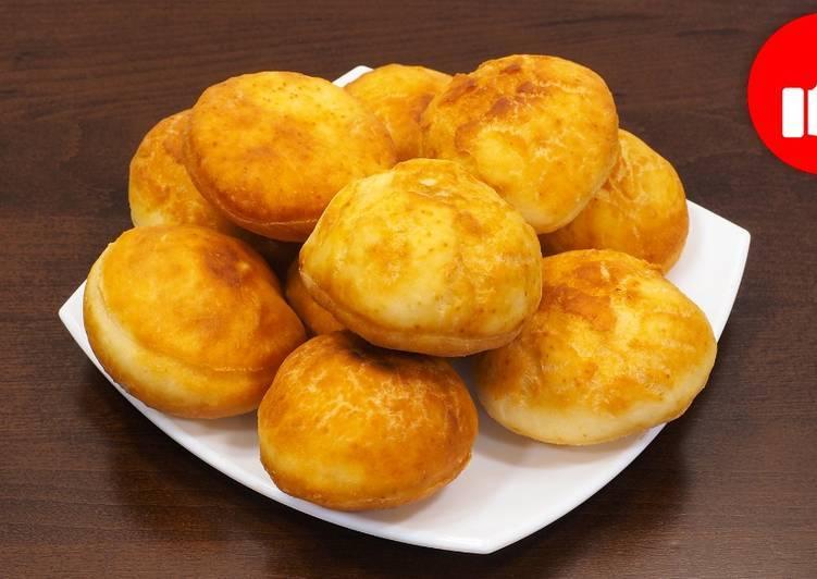 Пончики - рецепты