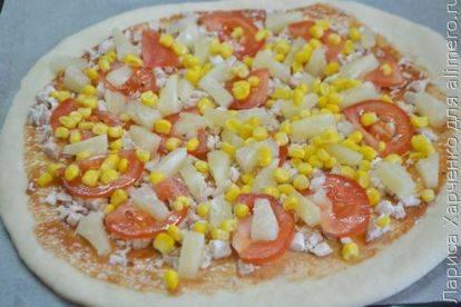 Очень вкусное дрожжевое тесто для пиццы – лучшие рецепты приготовления, точно как пиццерии