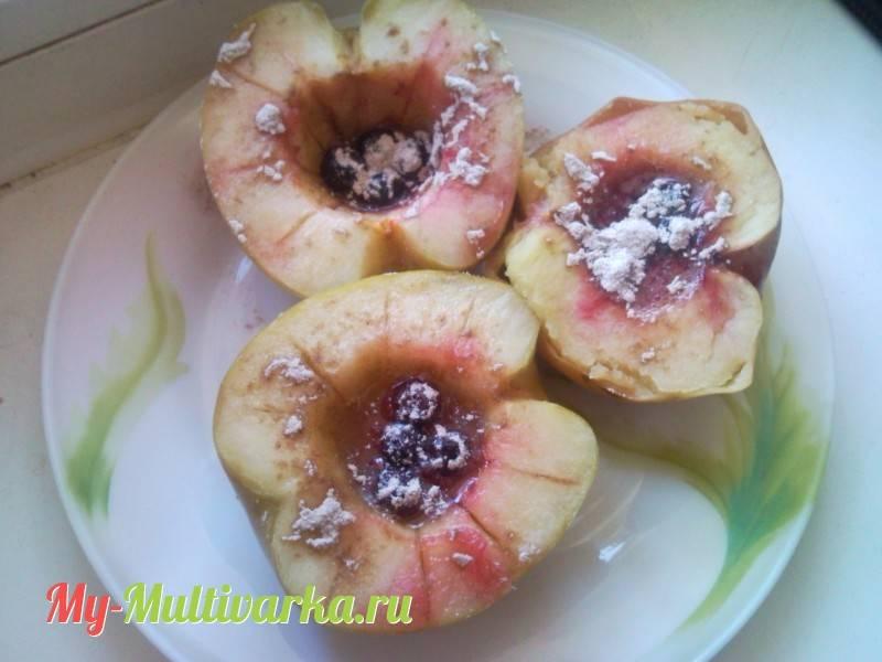 Запеченные яблоки в мультиварке редмонд - рецепты для мультиварки redmond
