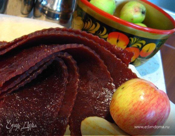 Пастила из яблок: 7 вкусных рецептов |