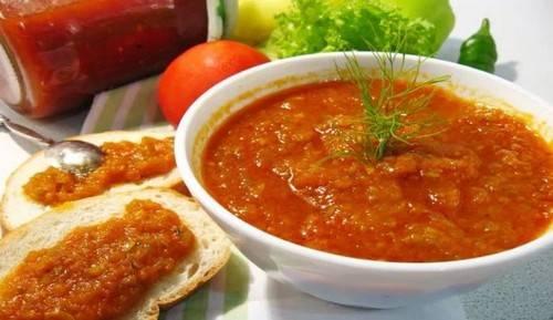 Аджика из кабачков на зиму: золотые рецепты с фото