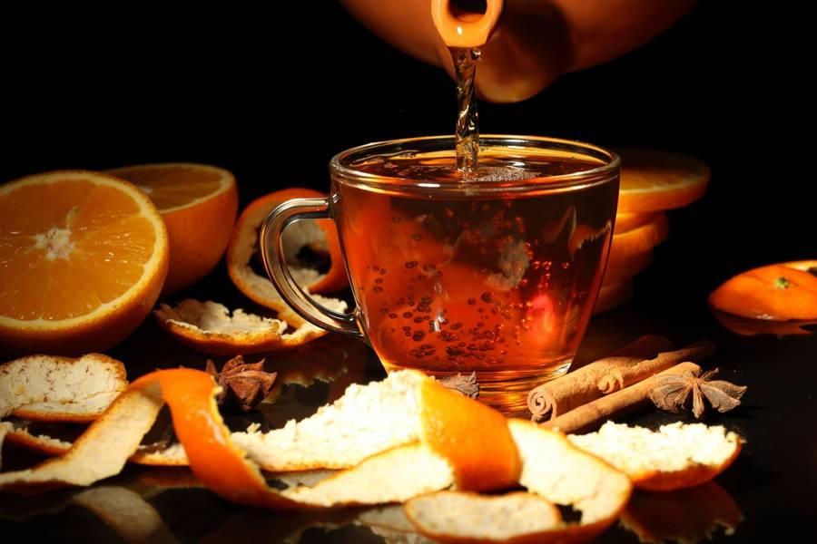 Зеленый чай с мятой чем полезен