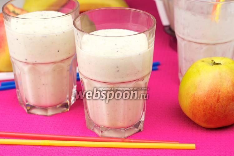 Рецепты молочных коктейлей в блендере