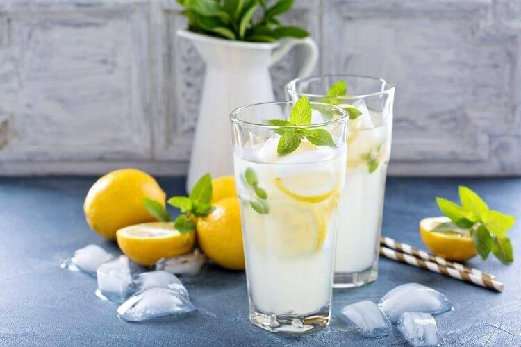 3 вкусных лимонада, которые можно приготовить за 15 минут