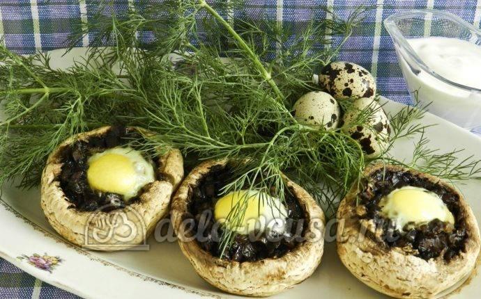 Фаршированные яйца на праздничный стол — рецепты и фото