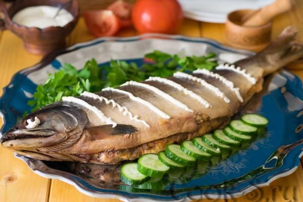 Блюда из рыбы, рецепты простые и вкусные к праздничному столу.