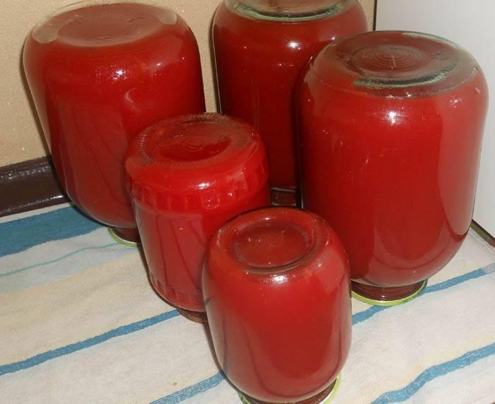 Как сделать томатный сок в соковарке, блендером и через мясорубку?