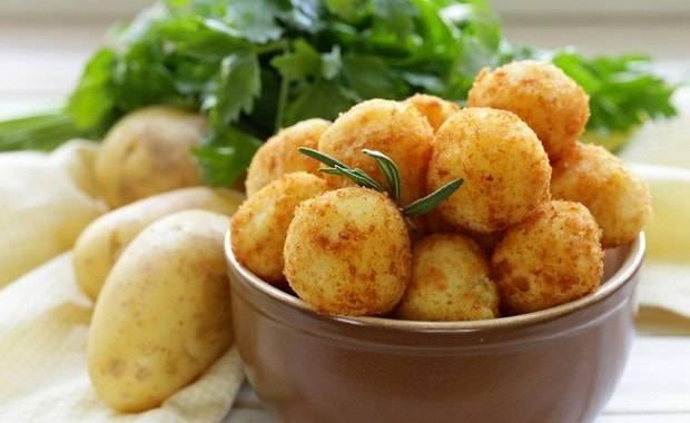 Картофельный суп-пюре — изысканное блюдо из простых продуктов