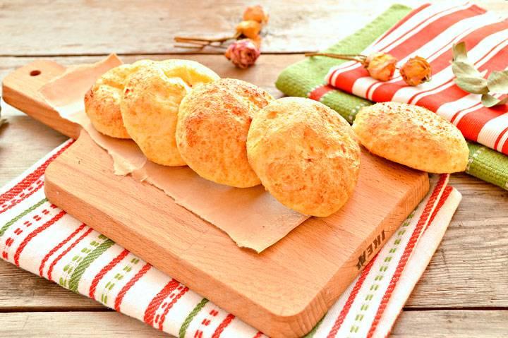 Изумительные сырники в духовке без муки