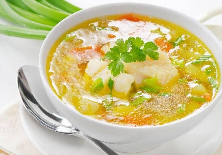"Ароматный рыбный суп ""буйабес"""