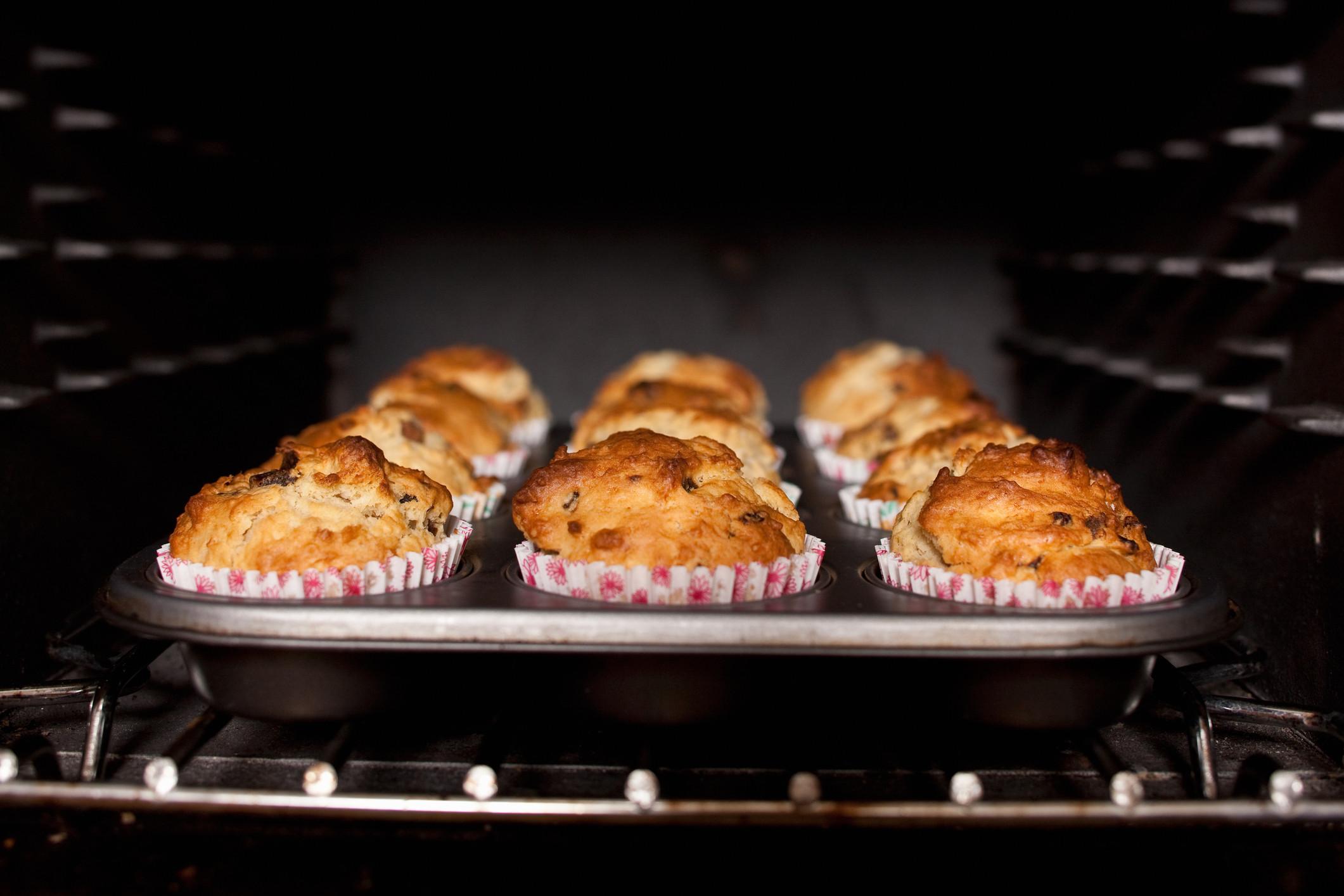 Маффины на сметане – ароматные милашки! разные рецепты воздушных маффинов на сметане с шоколадом, бананом, апельсинами