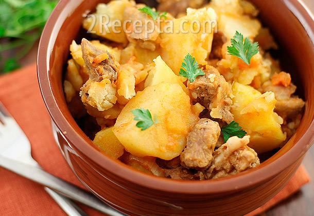 Как потушить картошку с курицей? курица с картошкой - фото, рецепты