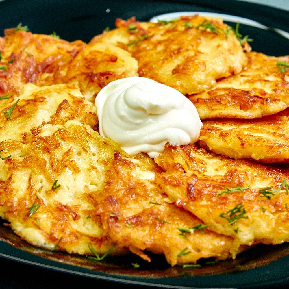 Как приготовить драники картофельные рецепт пошаговый с фото