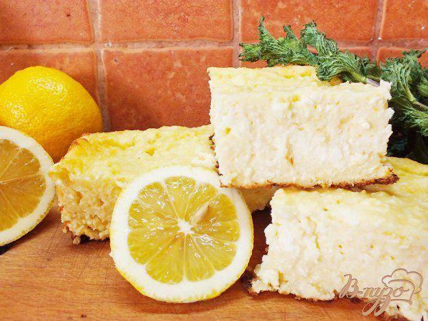 Творожно-лимонная запеканка: рецепт и фото
