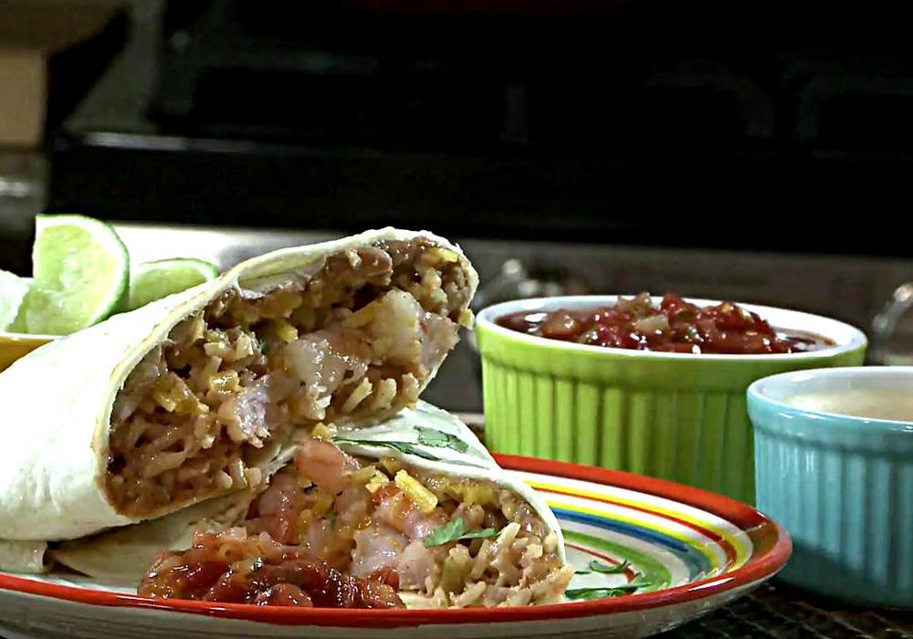 Рецепты настоящего мексиканского буррито