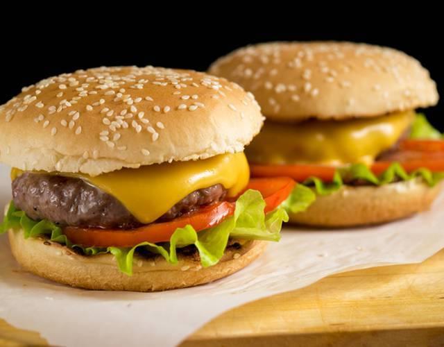 Домашний бургер