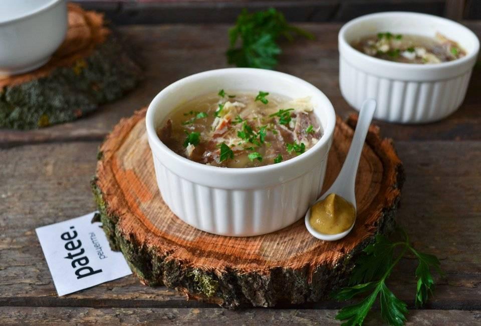 Благородный холодец – истинно царское яство: топ-10 лучших рецептов!