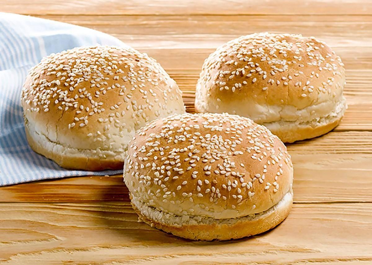 Как приготовить булочки для гамбургеров в домашних условиях