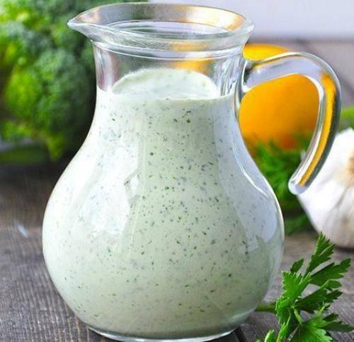 Домашние заправки для салатов – 23 рецепта