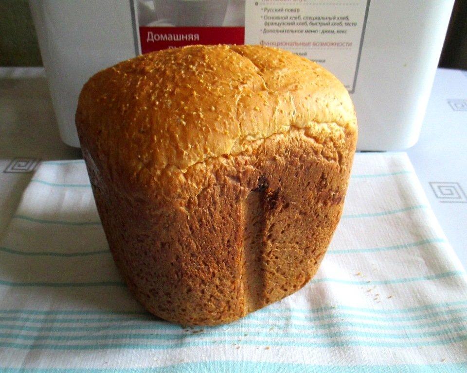 Кукурузный хлеб с сыром