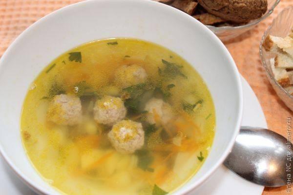Картофельный суп: рецепт приготовления