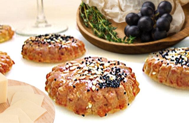 Кунжутное печенье по-французски за 30 минут