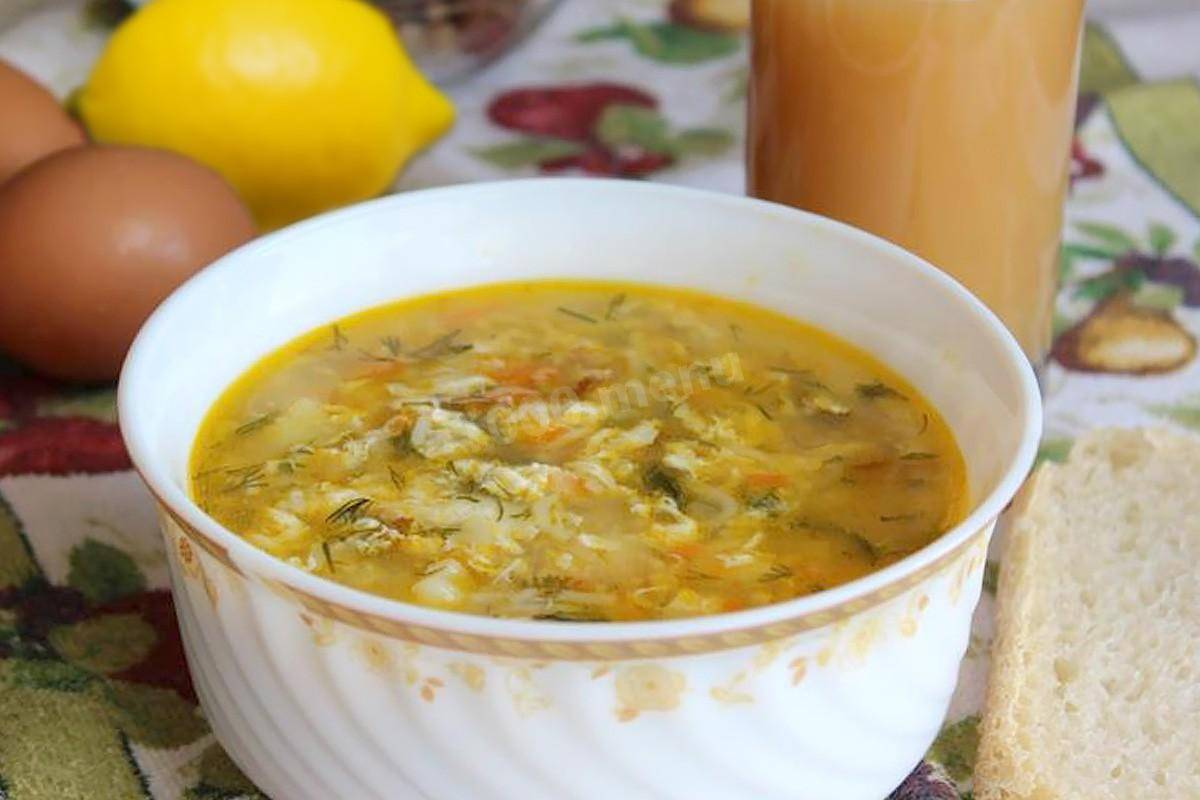 """Картофельный суп """"простой"""""""
