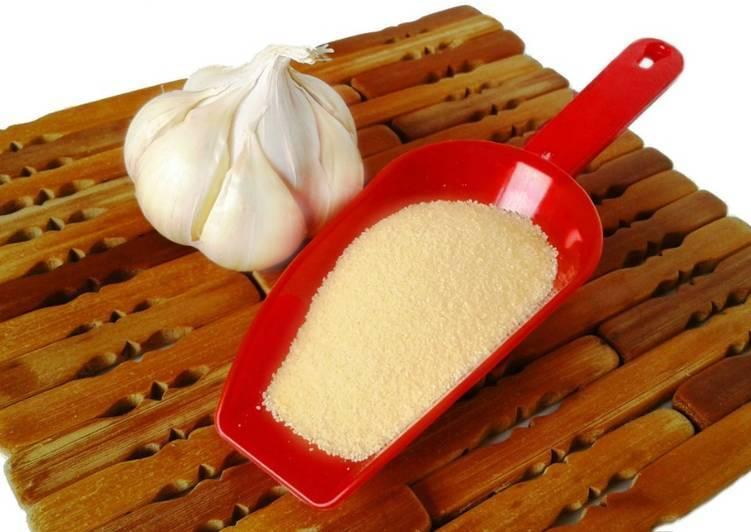 Как сделать сухой чеснок в домашних условиях