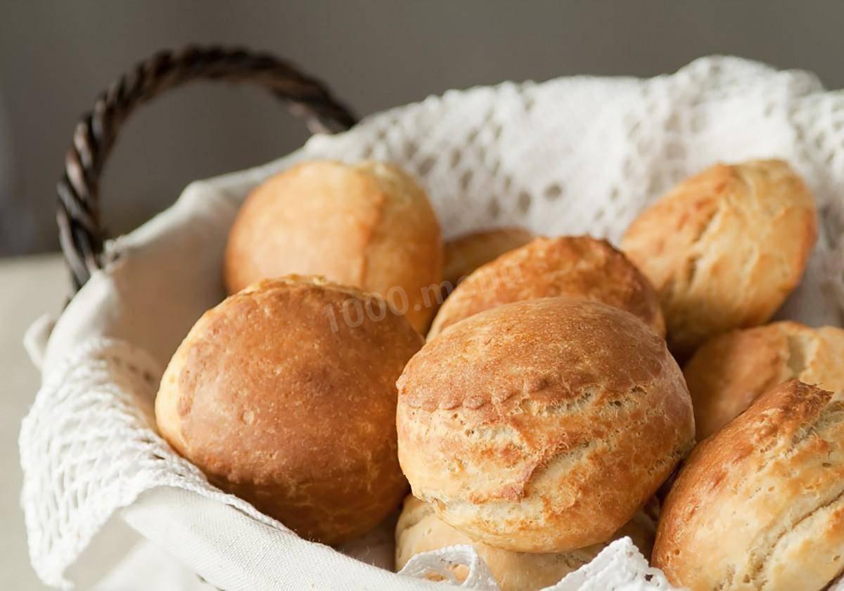 Как приготовить чесночные булочки по пошаговому рецепту с фото