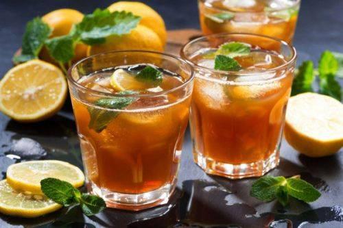 9 рецептов освежающего ледяного чая                06.06.2013