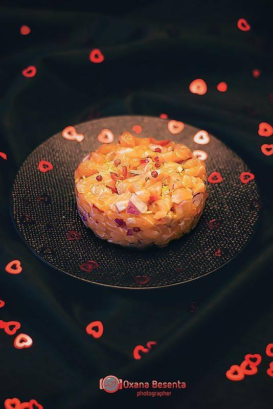 Тартар лосось: соус «тартар» с лососем, 21 пошаговый рецепт с фото на сайте «еда» – тартар из лосося