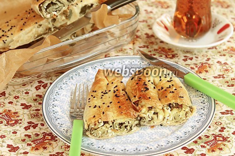 Пирожки со шпинатом – пошаговые рецепты