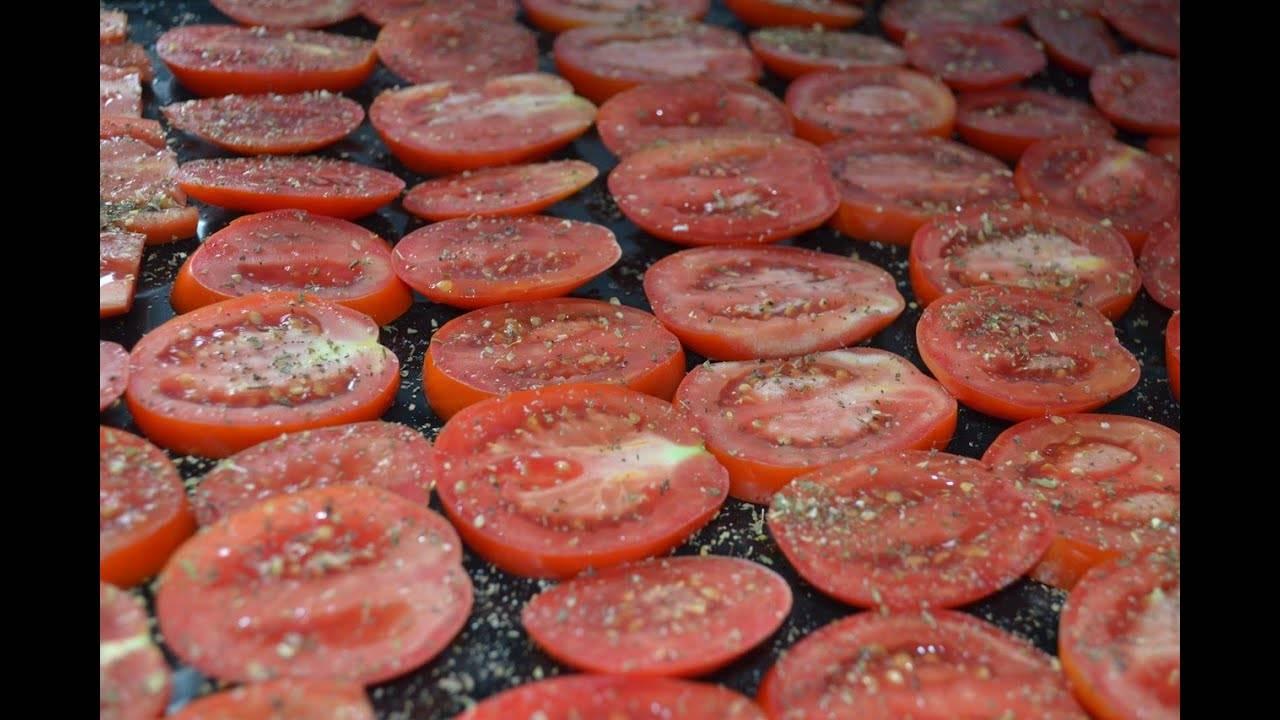 Как приготовить вяленые помидоры на зиму: пошаговый рецепт и полезные советы