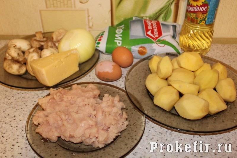 Картофельная запеканка с фаршем - лучшие рецепты простого, сытного и очень вкусного блюда