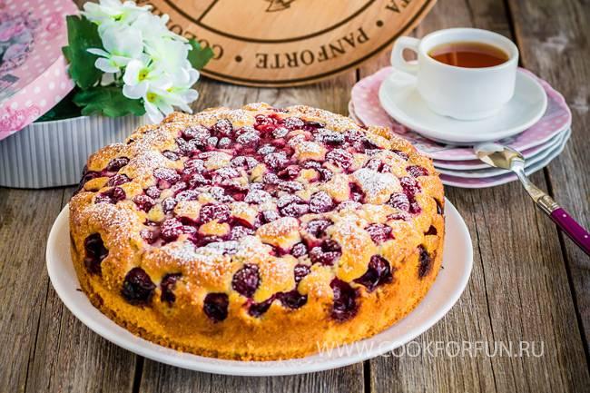 Кексы с фруктами и ягодами. рецепты от сибмам с фото
