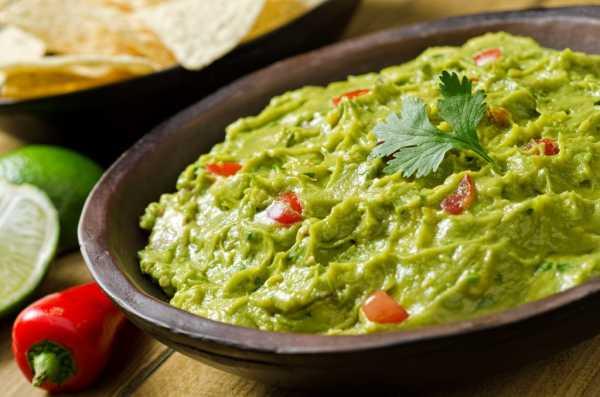 Домашний гуакамоле - готовим по-мексикански