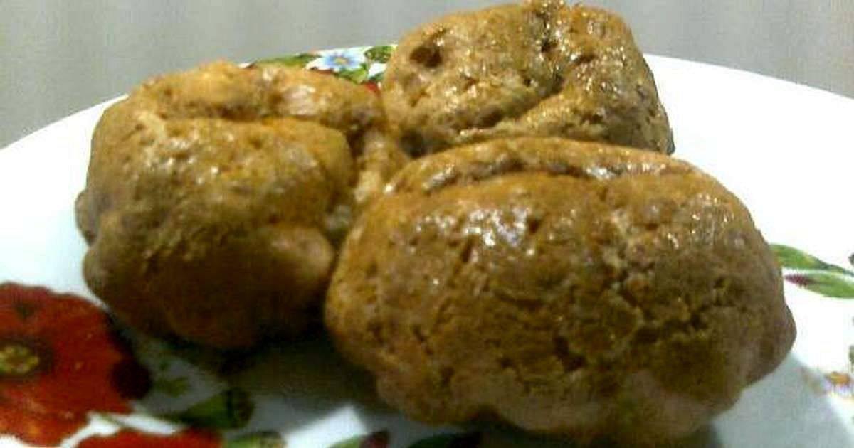 Маффины из куриной печени