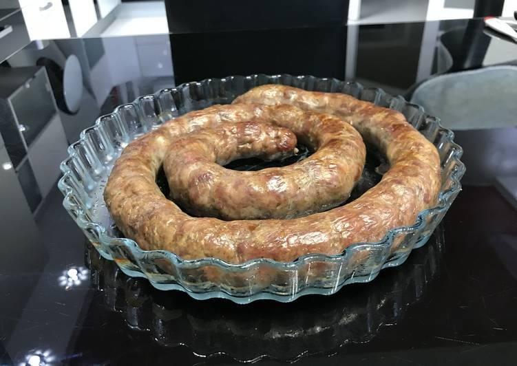 Рецепты домашней колбасы из свинины и говядины: пошаговые рецепты с фото для легкого приготовления