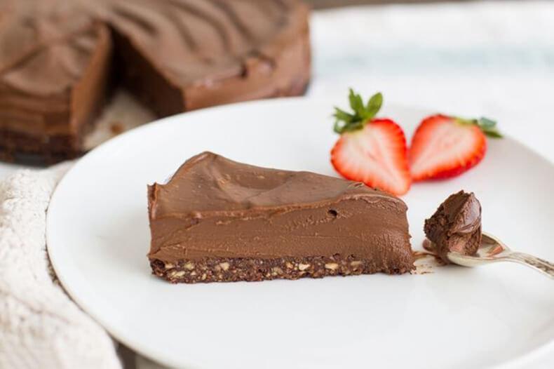 Шоколадные муссы