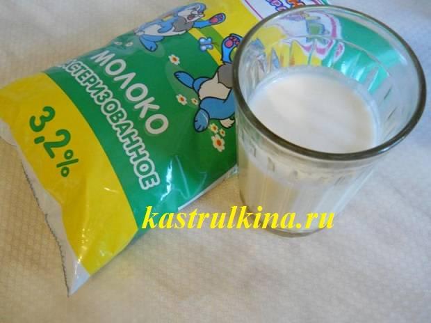 Йогурт с закваской в мультиварке