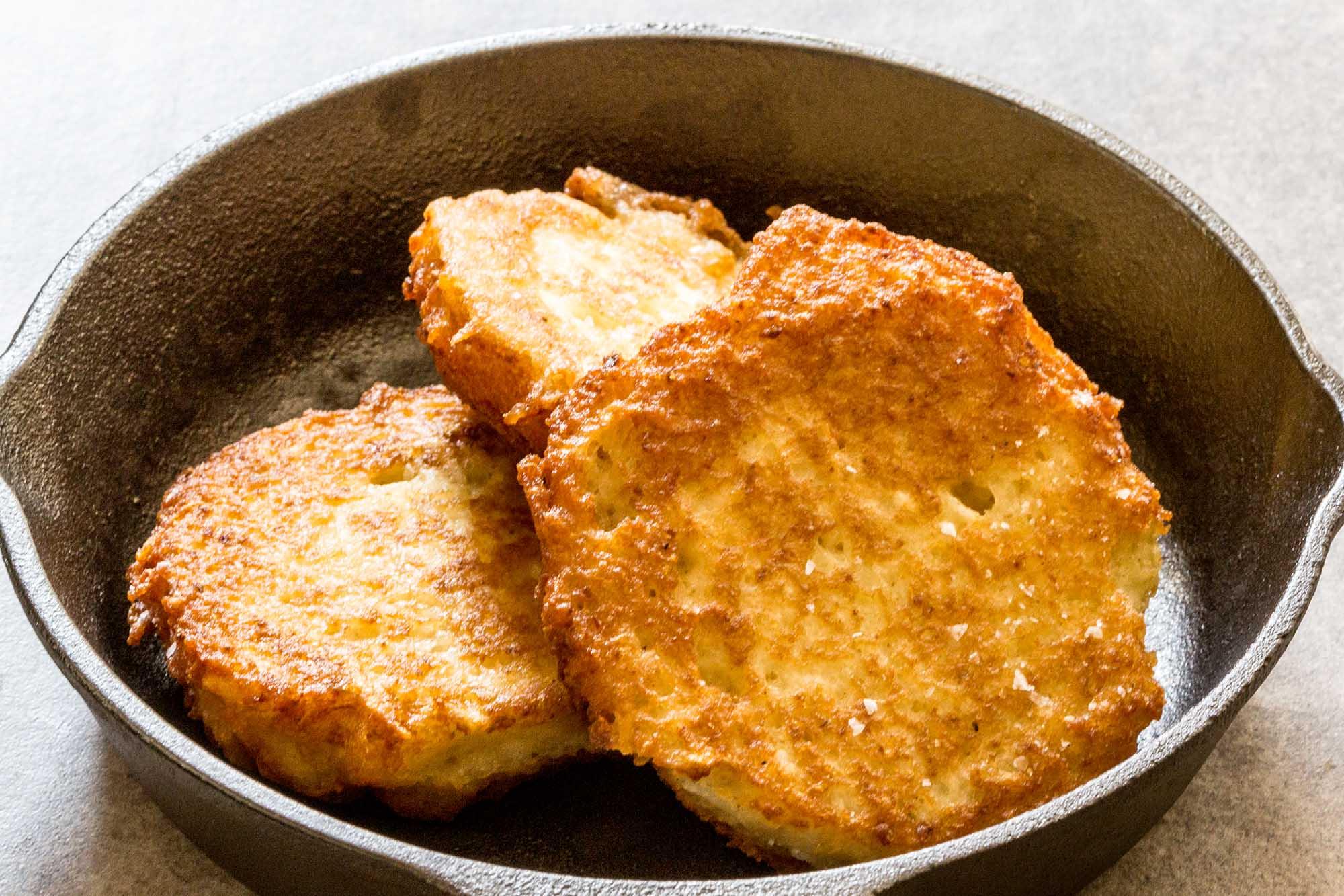Картофельные сконы - 10 пошаговых фото в рецепте