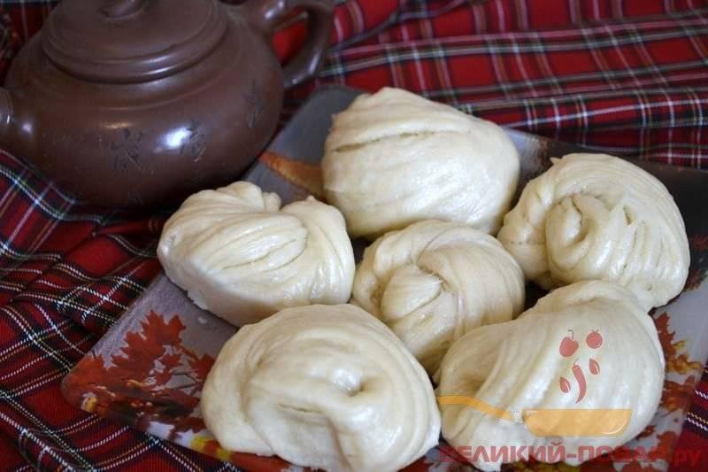 Булочки на пару (китайские корейские вьетнамские): рецепты
