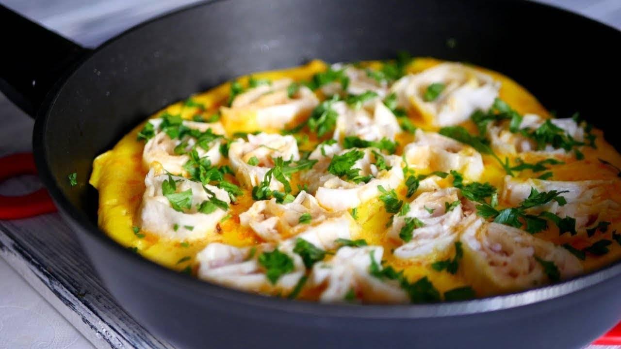 Рецепты гордона рамзи из яиц