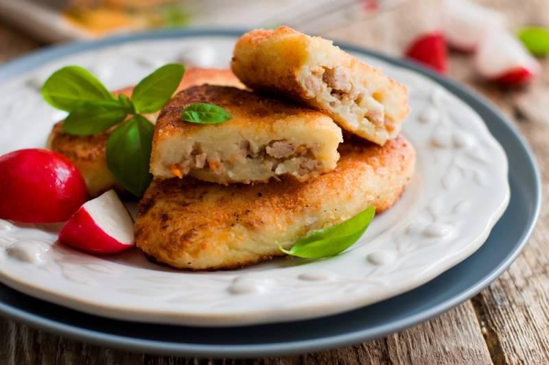 Рыбные котлеты из скумбрии с рисом - рецепт с фотографиями - patee. рецепты
